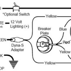 Marine Tach Wiring Diagram 95 S10 Headlight Sportster Tachometer Great Installation Of Harley Davidson Coil Schematic