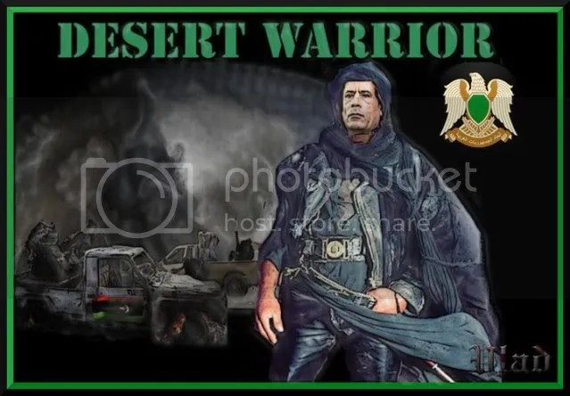 Desert Warrior