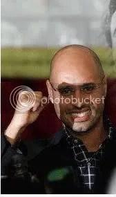 Saif victory
