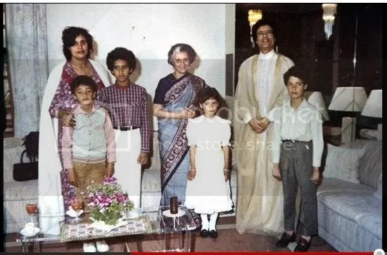 Gadhafi clan