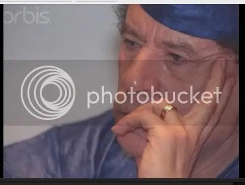 Gadhafi thinker