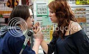 Movie 43 - Veronica - Kieran Culkin and Emma Stone