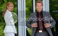 Iron Man 3 - Gwyneth Paltrow and Guy Pierce