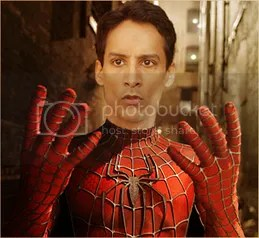 Danny Pudi as Spider-Man