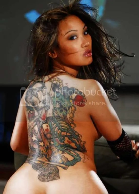 tattooed girls Pictures, Images and Photos