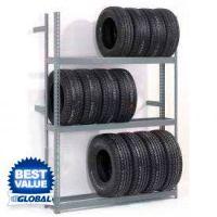 Storage Racks: Used Tire Storage Racks