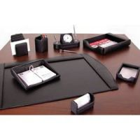 Accessories & Furnishings | Desk Accessories | Leather ...