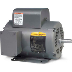 baldor single phase motor wiring diagram with capacitor electrical panel board electric motors-general purpose | motors l1510t, 7.5hp, 1725rpm, 1ph ...