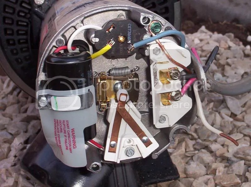 Jet Pump Motor Wiring Diagram
