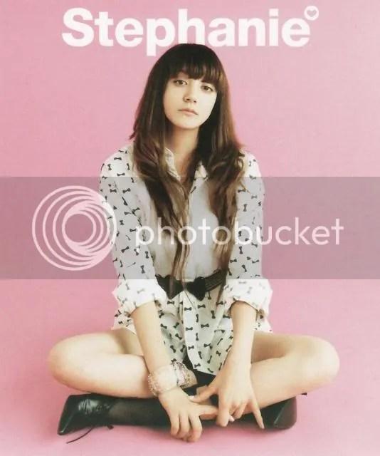 Stephanie- Winter Gold