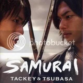 Tackey & Tsubasa- SAMURAI