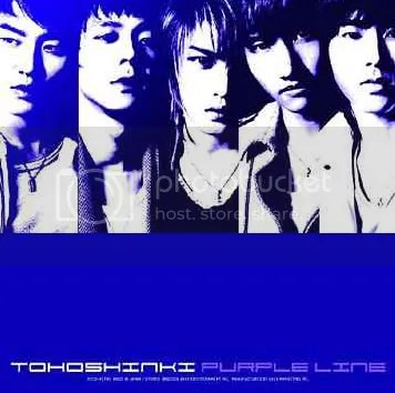 Tohoshinki- Purple Line