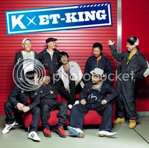 K x ET-KING- Kono Uta wo........