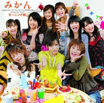 Morning Musume- Mikan