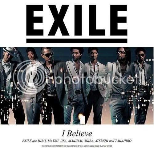 EXILE- I Believe