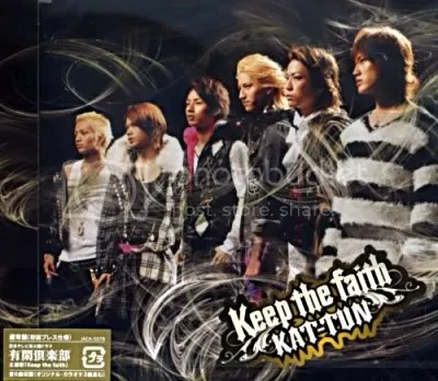 KAT-TUN- Keep the Faith