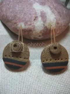 polymer,earrings