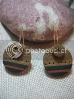 polymer,earrings