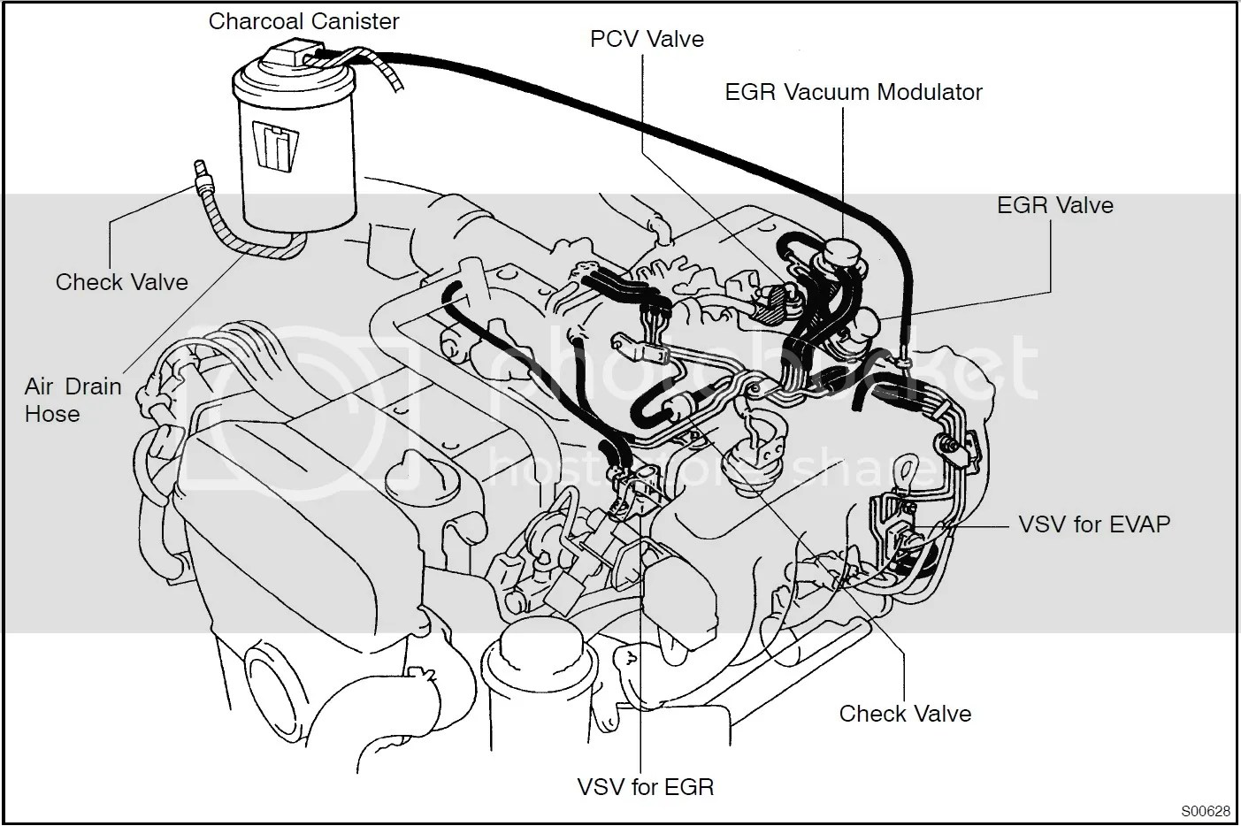 hight resolution of lexus vacuum diagram