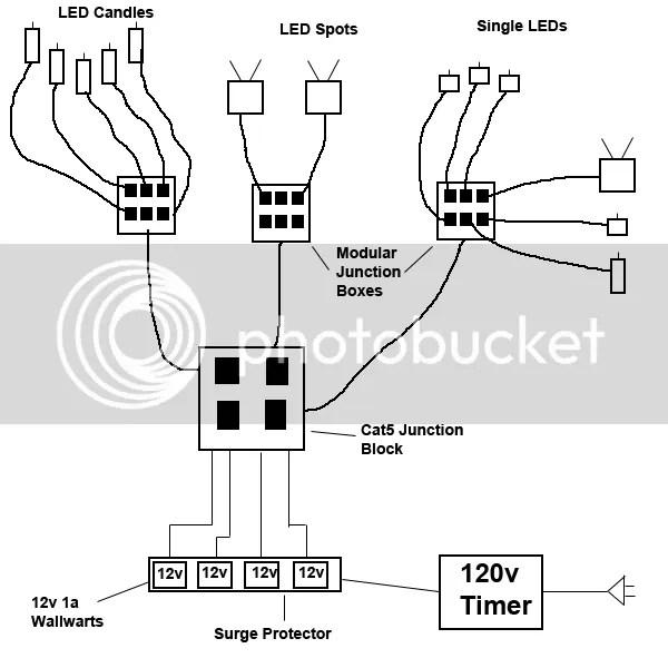 Electronic/Software: Electrical Help: Hardwiring LED