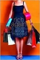 Book Cover of Rich Again by Anna Maxted