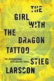 Book cover for The Girl with the Dragon Tattoo (Millennium #1) by Stieg Larsson
