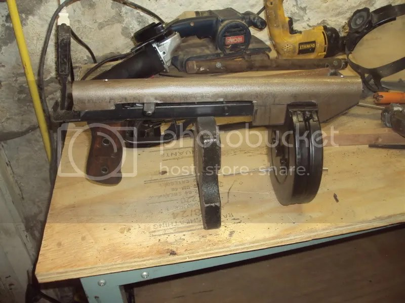 KP-44/PPS-43 flat bending jig