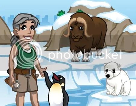 habitat zoo arctique