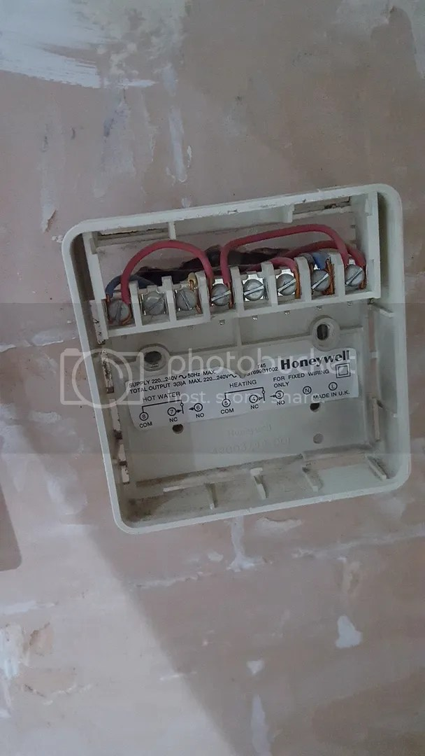 house wiring diagram volvo 240 1992 honeywell t45/st699 to hive 2 | diynot forums