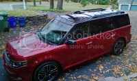 Ford Flex Roof Rack