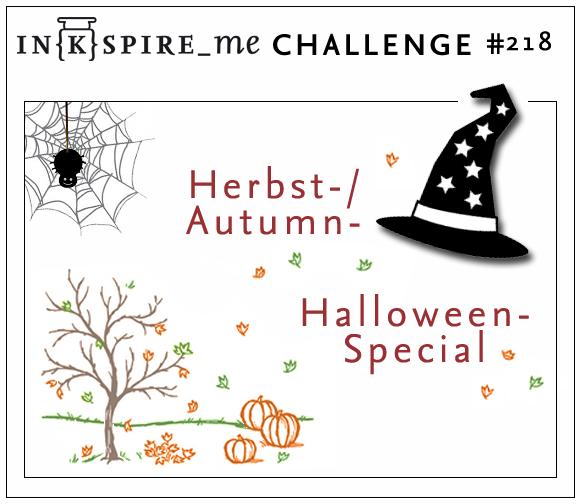 In{k}spire_me Challenge #218 Halloween Special