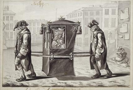 """Résultat de recherche d'images pour """"porteurs de chaises XVIIie siècle"""""""