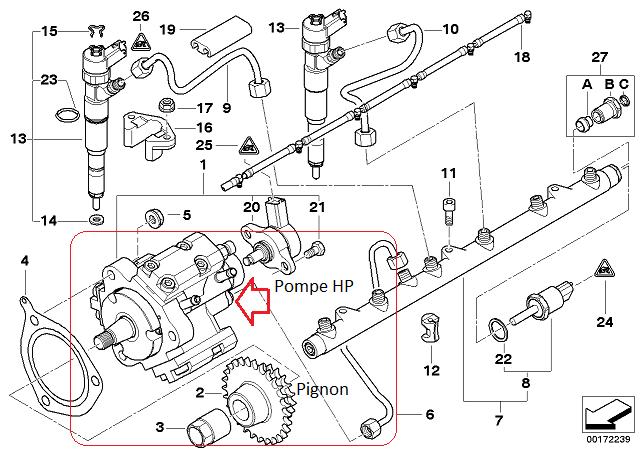 [ BMW E46 330D M57 an 2000 ] Problème de démarrage
