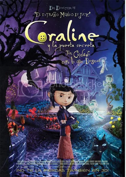 Poster Coraline 2 Blogzup 2 0