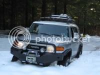 Universal Thule Ski Racks....and OEM Rack - Toyota FJ ...
