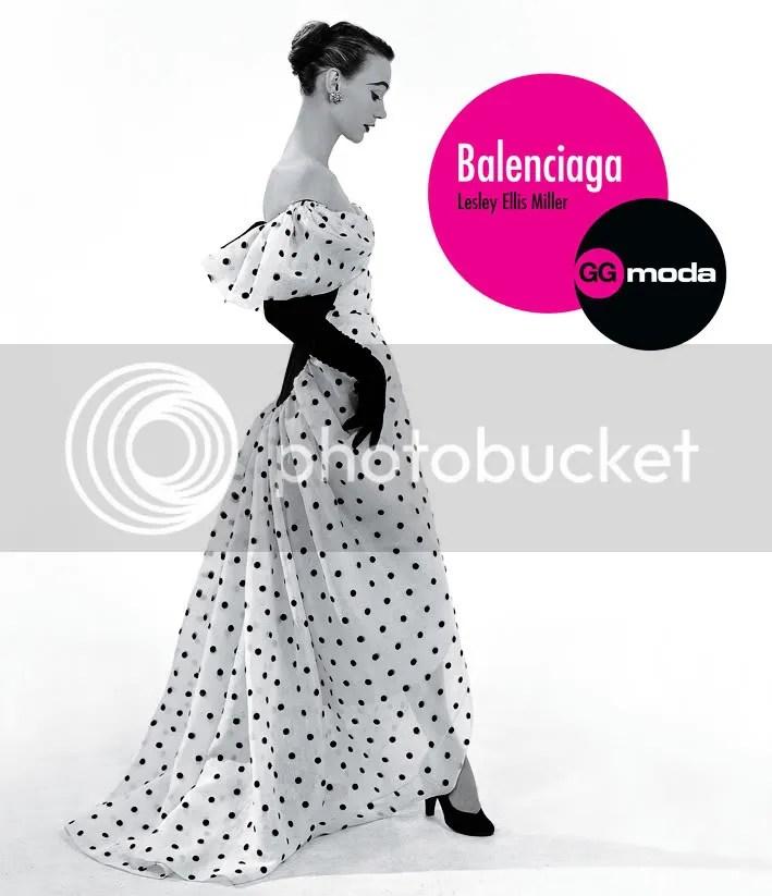 BALENCIAGA MODISTO DE MODISTOS. Fashion. Libros – Ciclic