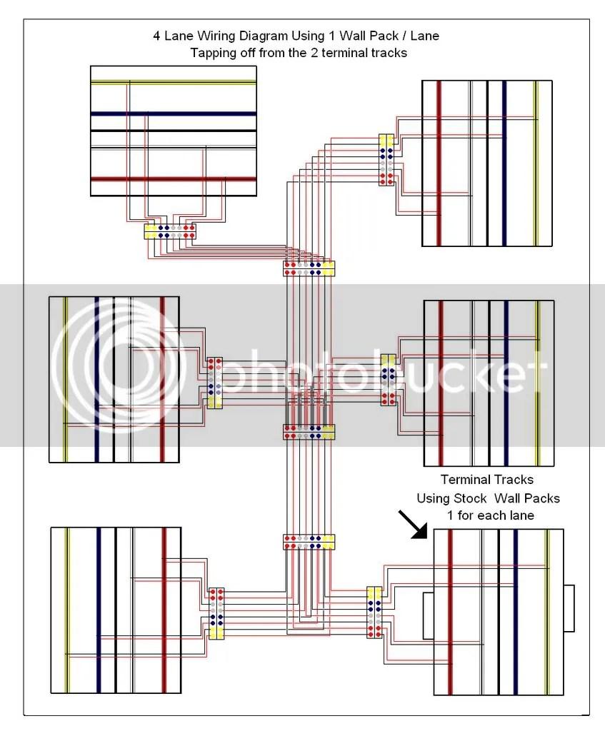 Ho Slot Car Wiring Diagram | Wiring Diagram Ho Track Wiring on