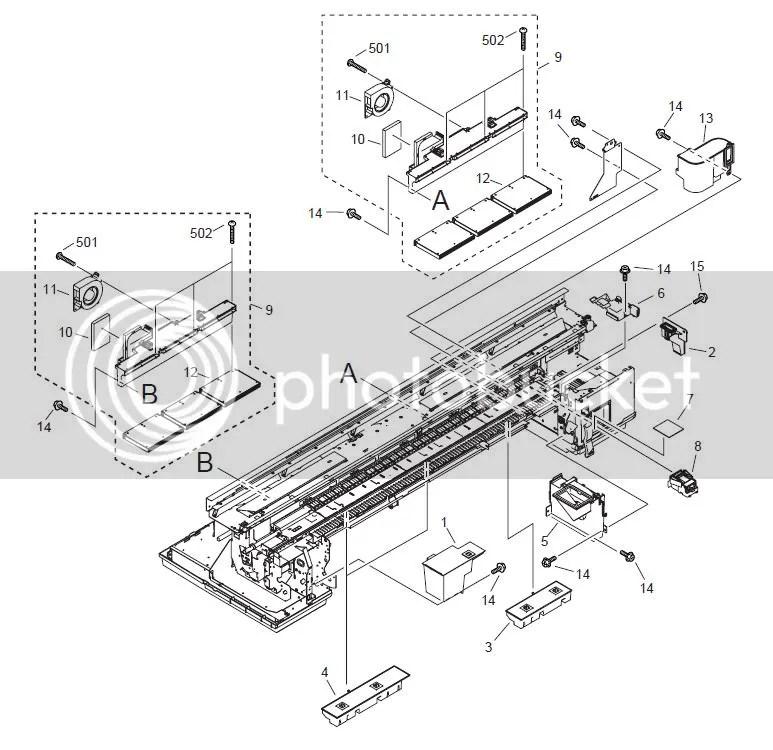 Canon imageRUNNER imagePROGRAF imageCLASS Service Manual