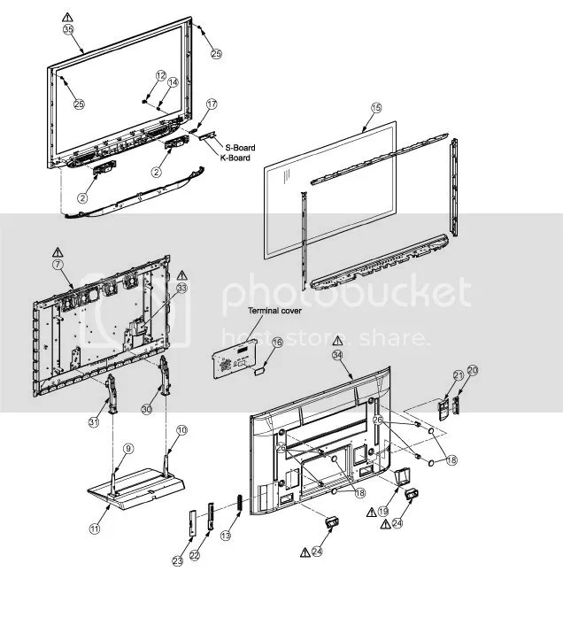 Panasonic Viera Plasma LCD LED 3D Smart TV Service Manual