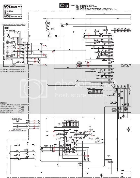 Pioneer Deh 1700 Wiring Harness Pin Schematic Sony Cdx