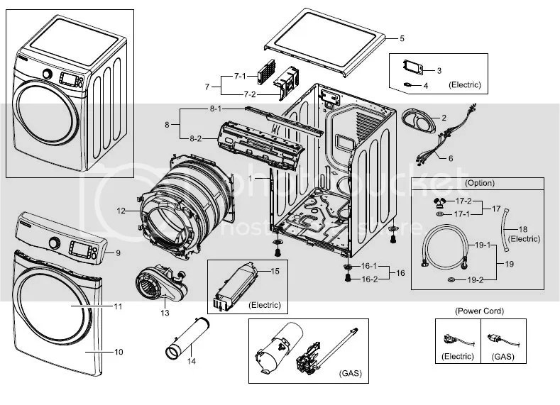 Kenmore Dryer Heating Element Diagram, Kenmore, Free