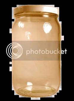 bronze pickle jar