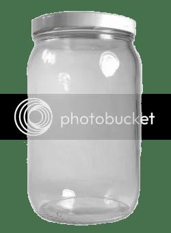 silver pickle jar
