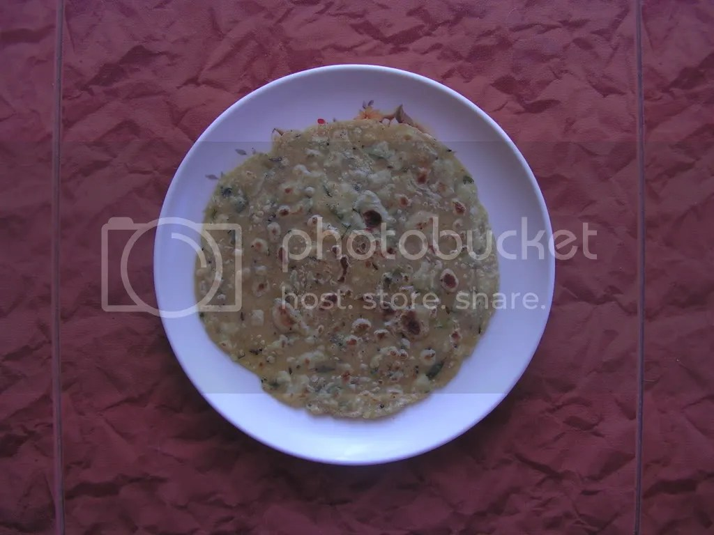 Ready to serve Alu Parata