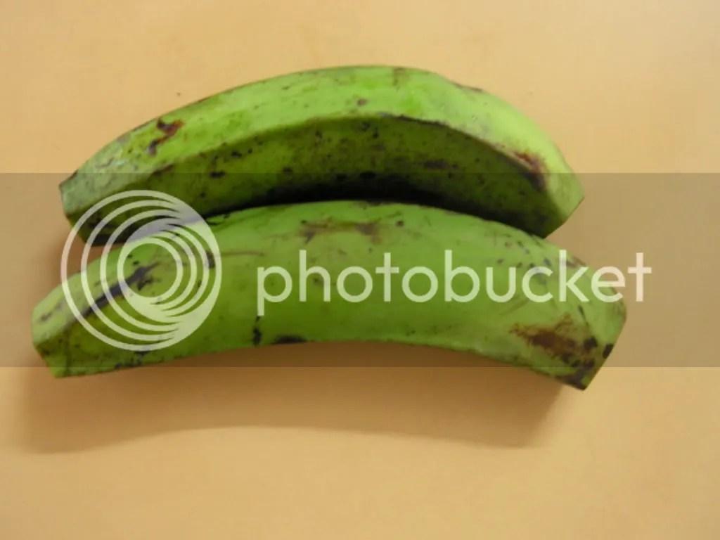 Nendra bananas