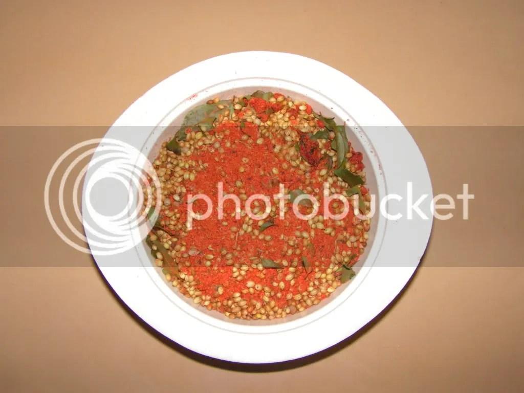 ingredients Roasted/fried