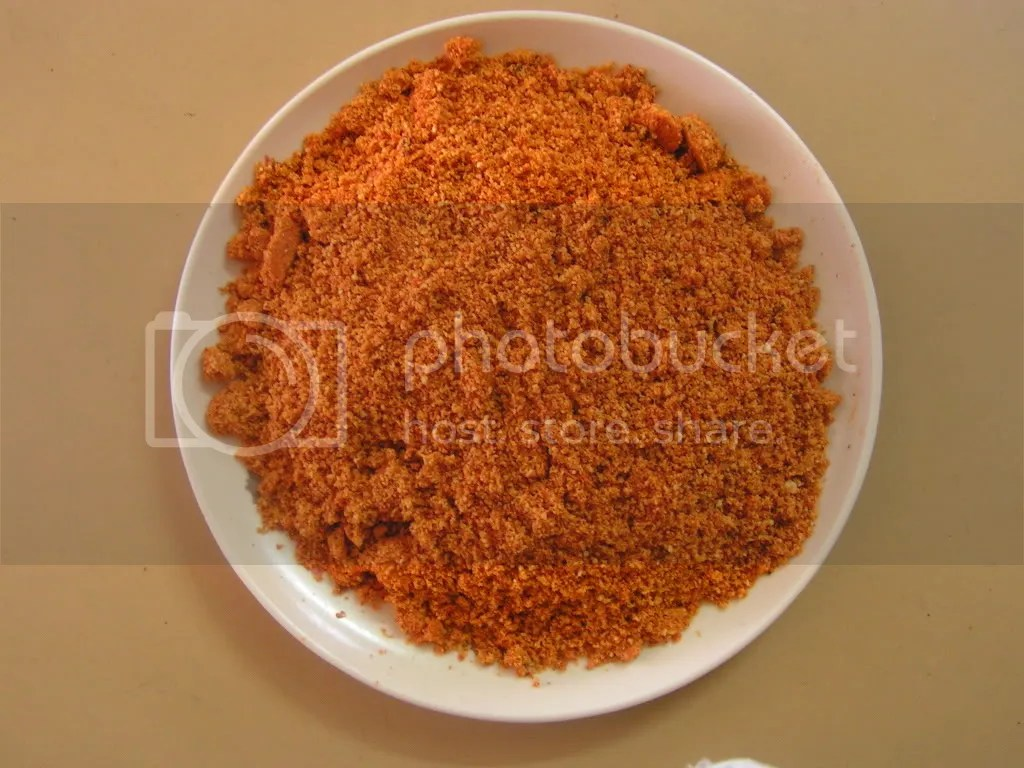 Ready to serve chutney powder