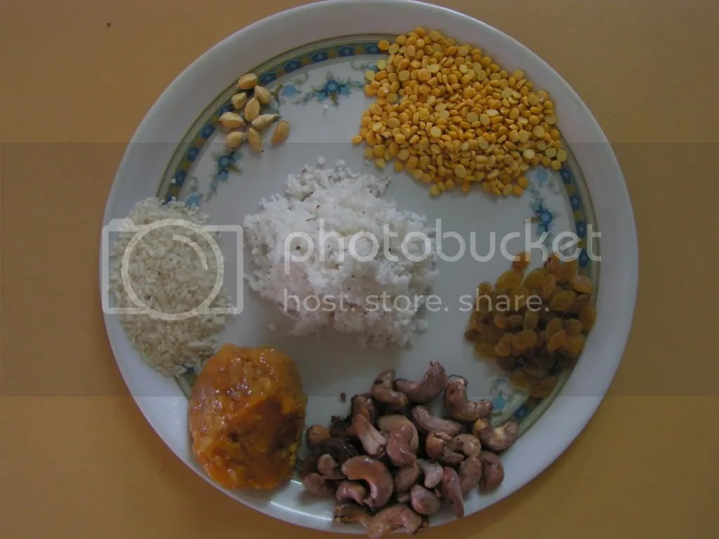 Ingredients of Madgane