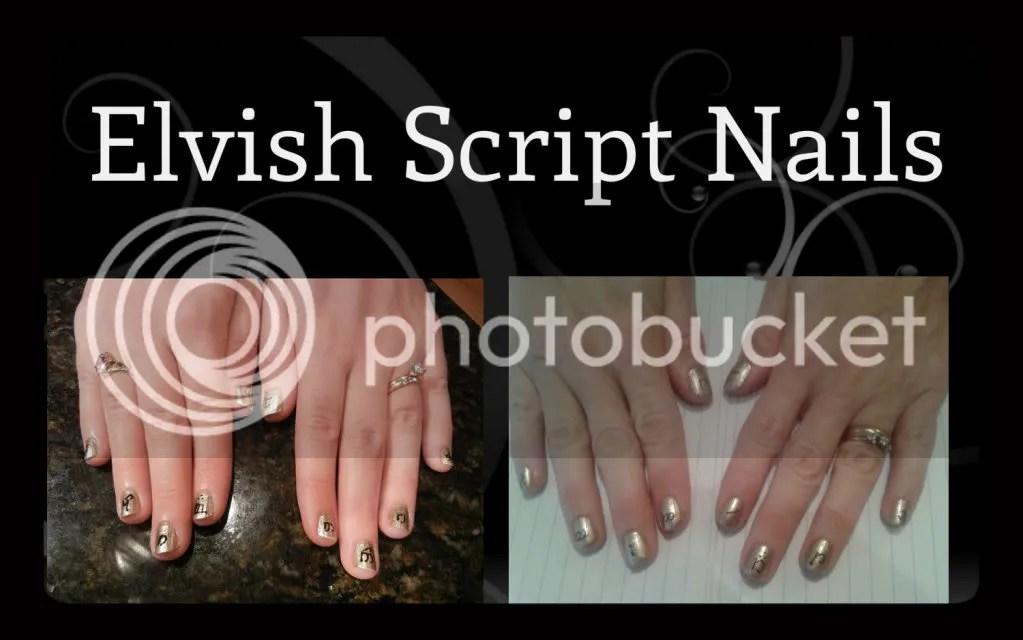 Elvish nails