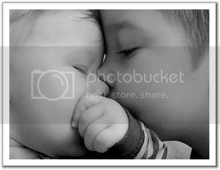 siblings affection